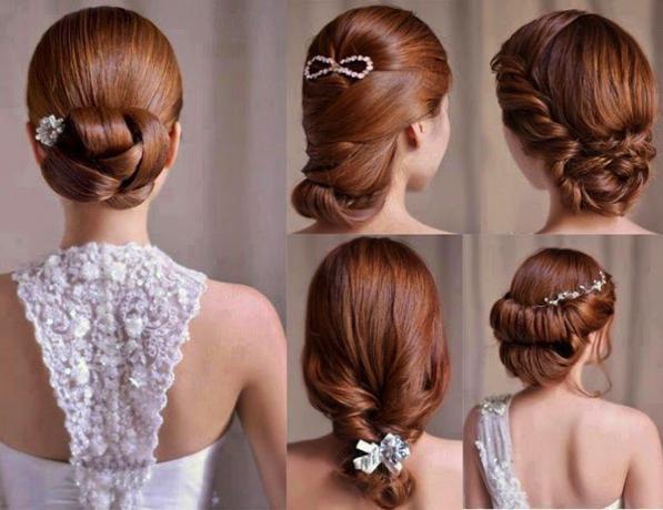 Acconciature sposa 2015 foto e idee su come portare i capelli 3
