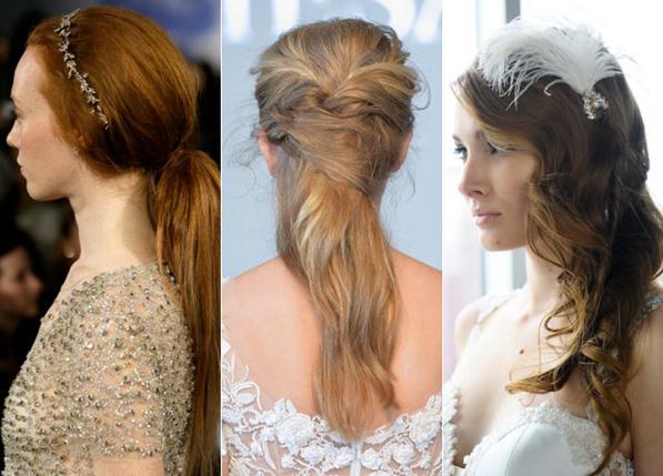 Acconciature sposa 2015 foto e idee su come portare i capelli 8