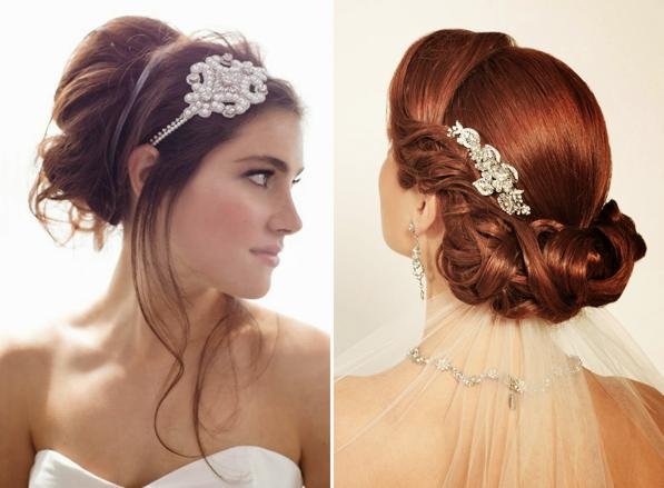 Acconciature sposa 2015 foto e idee su come portare i capelli 9