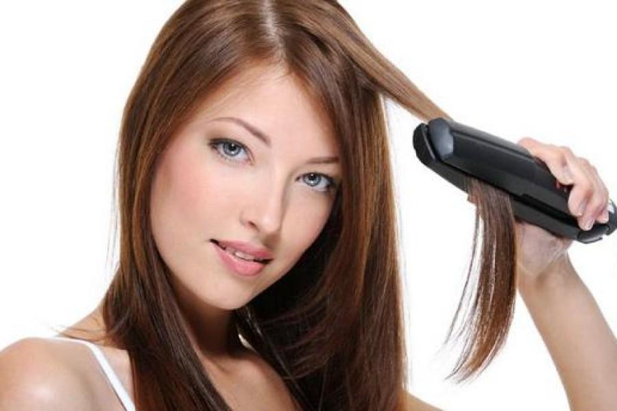 Piastra si o no? Fa male usare la piastra per capelli?