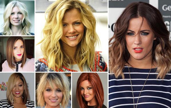 Tagli di capelli scalati alla moda