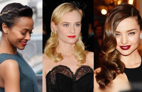 Acconciature Natale 2015- come farsi i capelli per le feste natalizie?