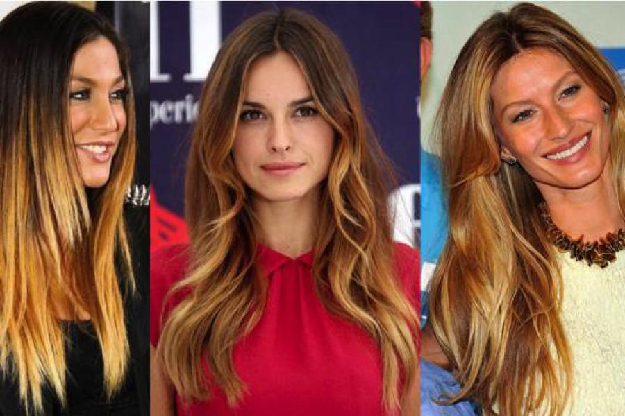 Shatush capelli: cos'è, tecnica, prezzo e durata
