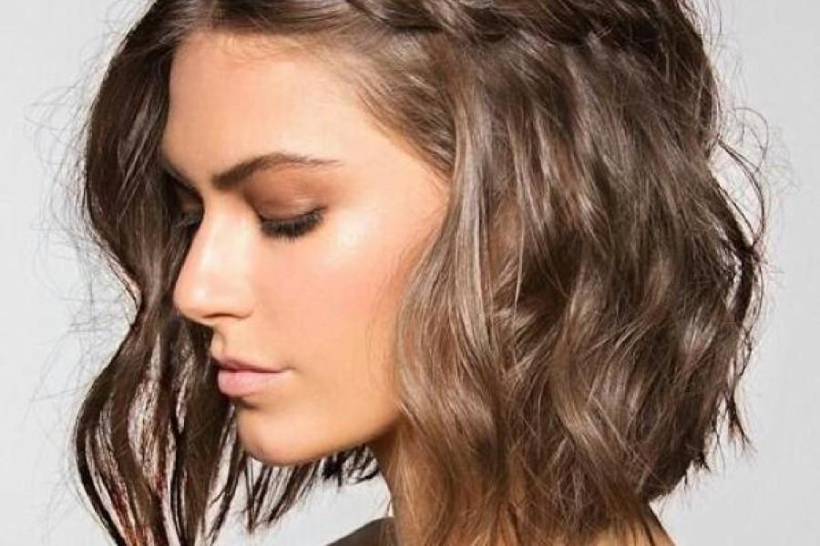 Come sistemare i capelli medio corti