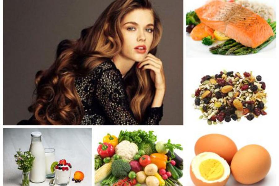 Salute dei capelli: alimenti per capelli forti e sani