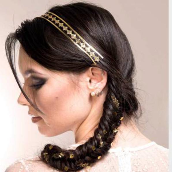 Tatuaggi per capelli- cosa sono e come si mettono?