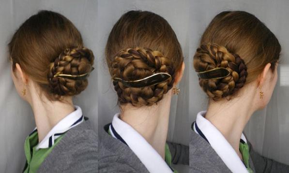 Acconciature per la scuola - come farsi i capelli per andare a scuola? 8