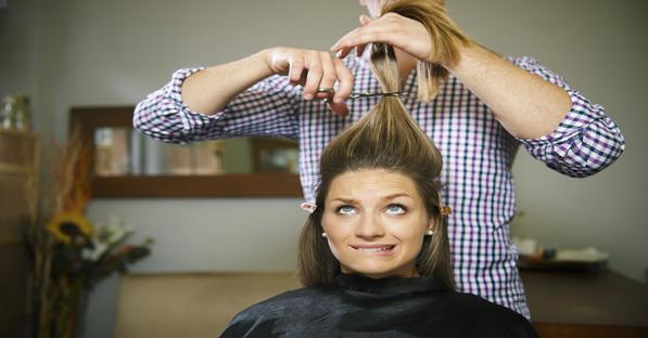 Errori del parrucchiere - come rimediare a un taglio sbagliato?