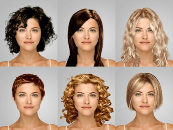 Trova il taglio di capelli adatto a te