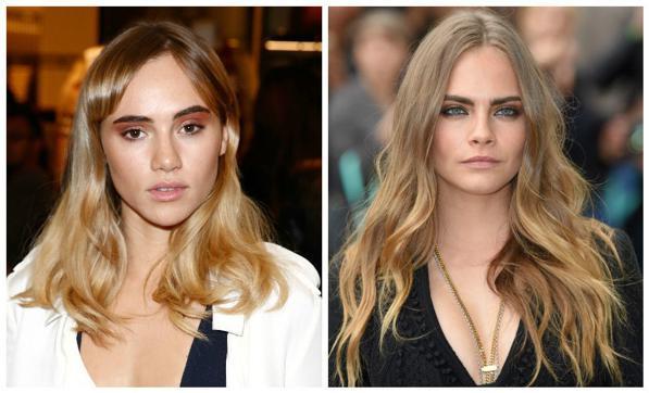 Strobing capelli - la tecnica di tendenza del 2016 - 1