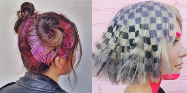 Stencil per capelli - cosa sono gli hair stencil e come si applicano? 1