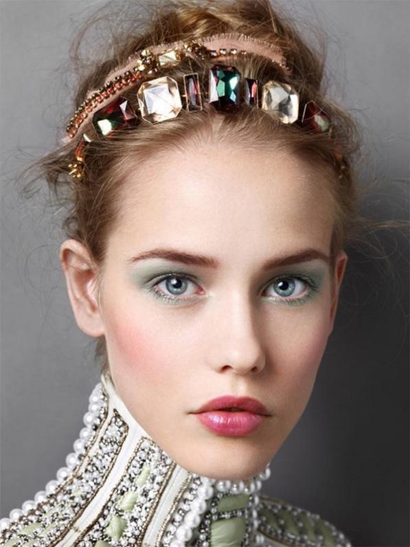 Cerchietti per capelli - accessori di tendenza per il 2016 - 1