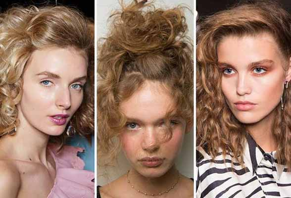 Tendenze capelli estate 2017: via libera ai ricci naturali e voluminosi!
