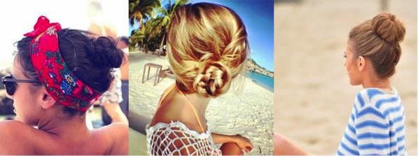 Acconciature da spiaggia: 10 consigli per portare i capelli raccolti al mare senza rovinarli 2