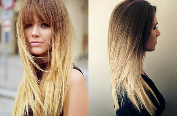 Taglio capelli donna medio lunghi
