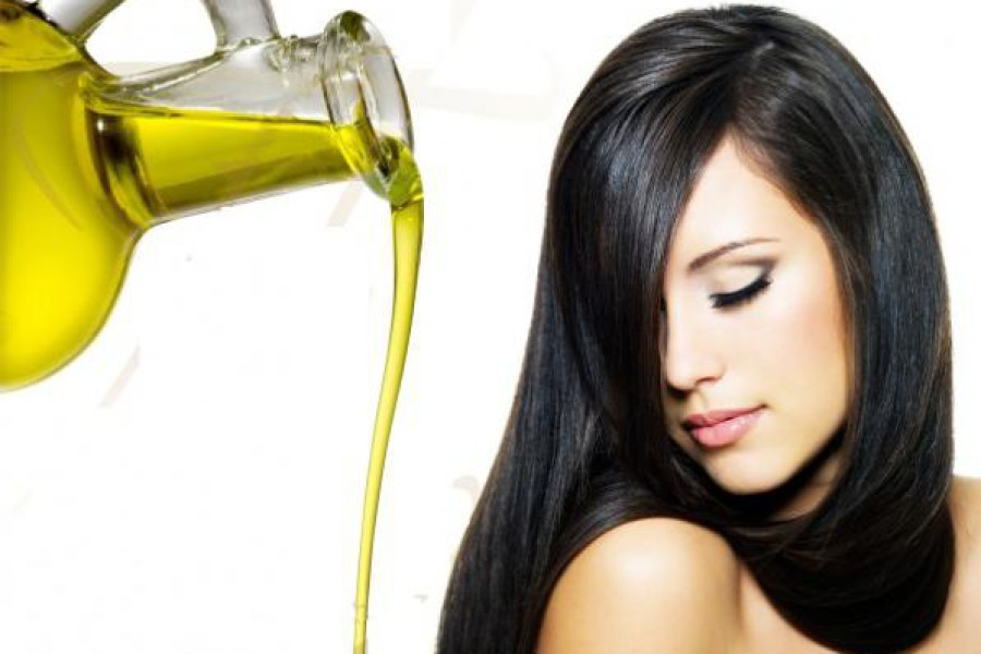 Olio d'oliva per capelli: come nutrire i capelli secchi