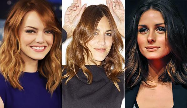 Foto di tagli di capelli alla moda