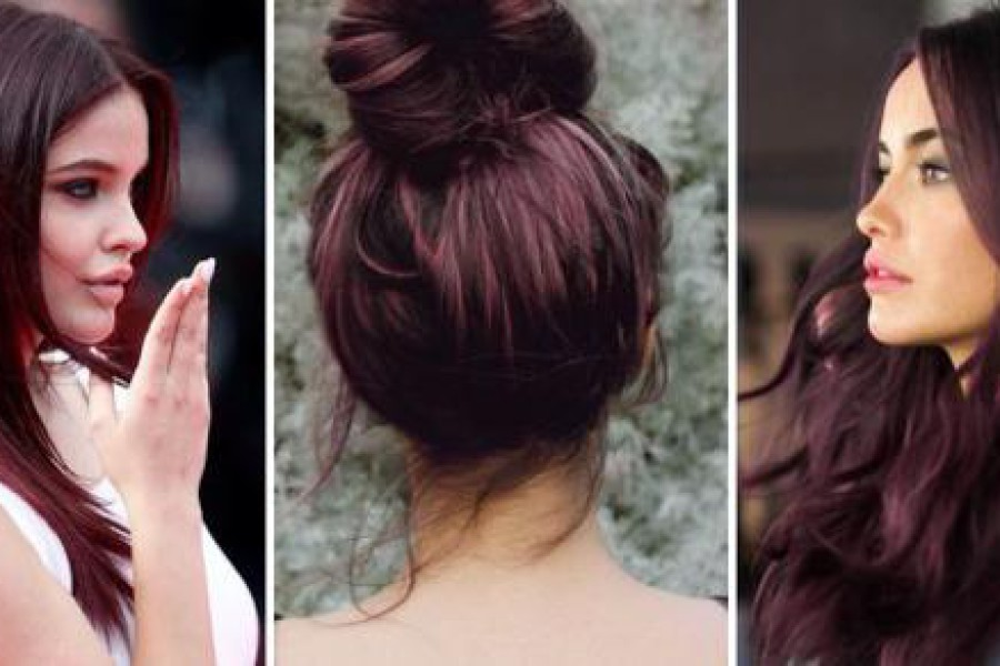 Cherry bombre: il colore di capelli del 2016