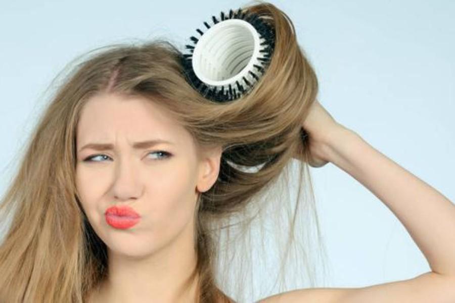 Taglio capelli sbagliato